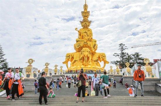 乐山旅游5年发展成就综述 谱写旅游发展新篇章