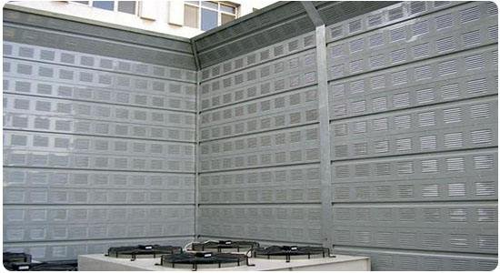 井研环保:更换基站机房空调 加装隔音板降噪