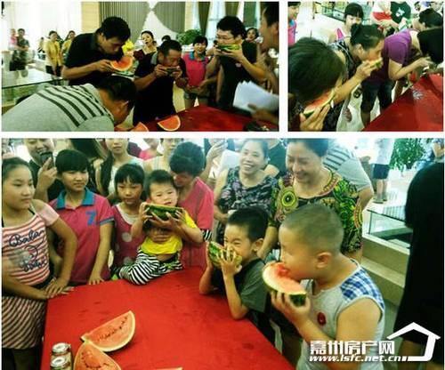 翡翠国际西瓜节:一大波西瓜坐等大胃王!