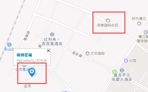 【小宝看房记03】乐山青江区房源火热度,看了才知道