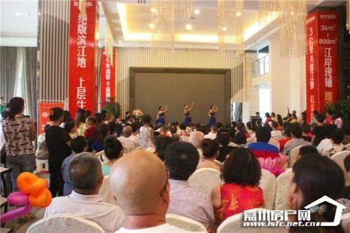 君悦湾七夕活动暨成品房发布会8月22日盛大开启