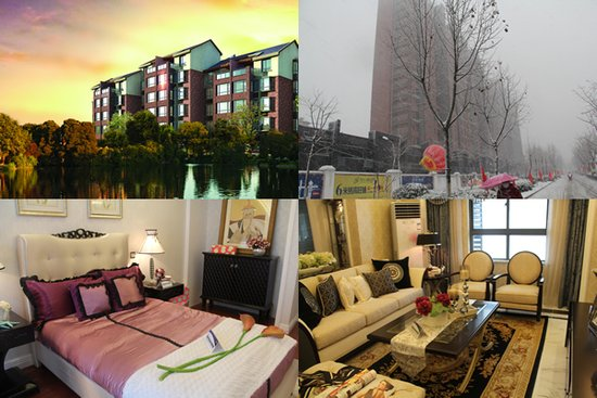 利玛·国际锦苑实景现房在售购买高层立减2万
