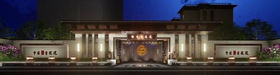 中梁·郁洲壹号院:承袭中国居住哲学 让生活回归中国