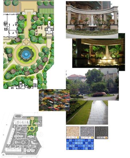 打造新古典园林景观