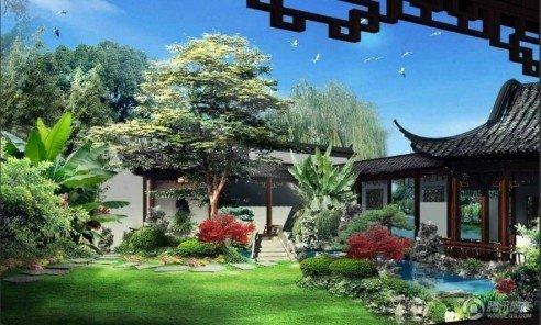 寻找失落的庭院文化 重温有天有地的院落生活