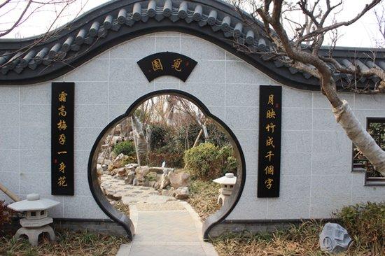 苏杭园林图片