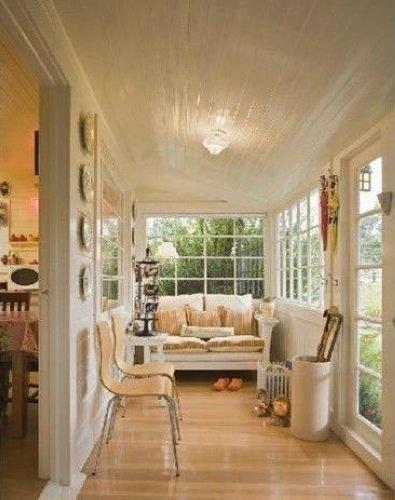 室内阳台装修效果图+打造家居休闲新空间