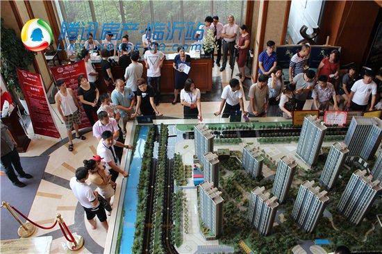 北城最后瞰河高层---意林公馆盛大开盘畅销临沂!