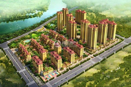 中国铁建·东来尚城交2万享95折优惠