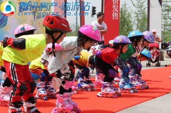 5月6日冠亚星城第二季轮滑免费培训班盛大开启!
