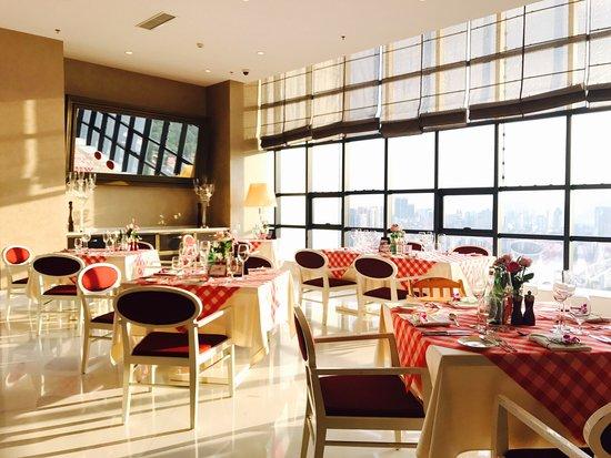 如诗般的意境,26丽诺意式餐厅重新起航