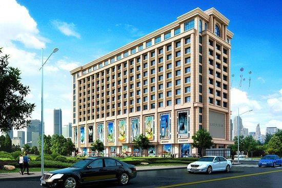 项目简介:明硕科技商业大厦1-4层大型it精端卖场面积约7000㎡,雄踞