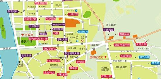地图找房 社区
