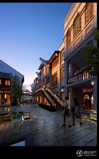 购物狂必看 柳州上榜中国十大著名繁华商业街图片
