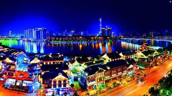 """柳州首个海派风情街,属于300万柳州人的""""小上海""""真的来了!"""