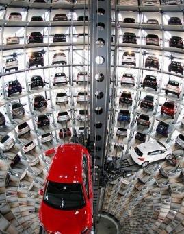 世界六大顶尖停车场,竟有阿汤哥的身影