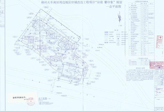 安居工程站前·馨印象规划总平调整方案公示