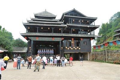 柳州市少数民族特色村寨 古风遗韵悠悠 民族风情浓浓