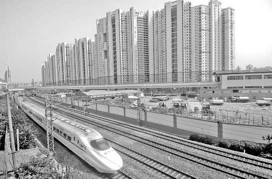 三四线城市投资机会:房价多受益于新开通的高铁