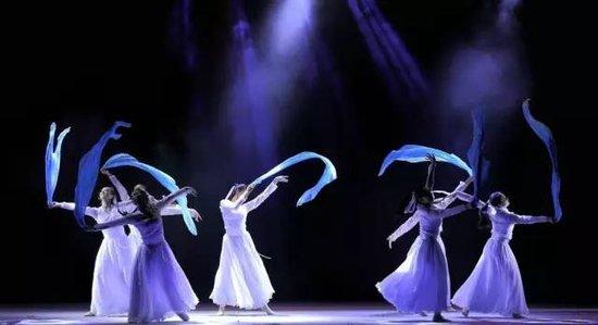 古典舞蹈,汉唐舞等表演精彩纷呈图片
