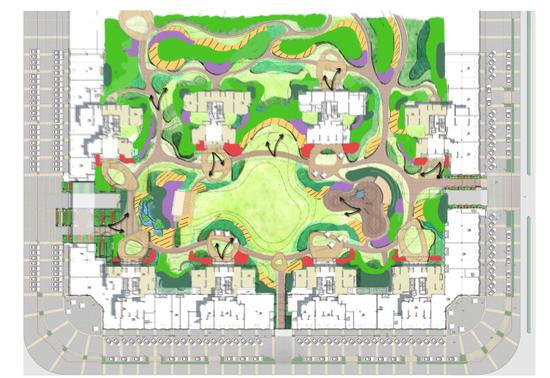 曝大师级法式园林设计手稿,谁家的院子这么有情怀 ?