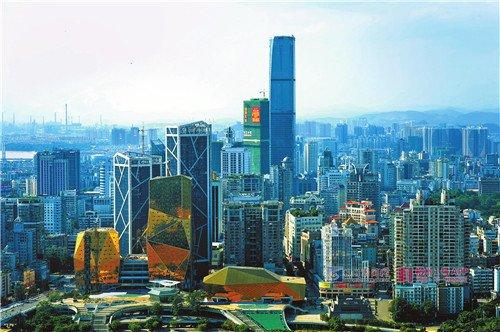 柳州地王国际财富中心位于市人民广场以北城市中轴线上,地处龙城半图片