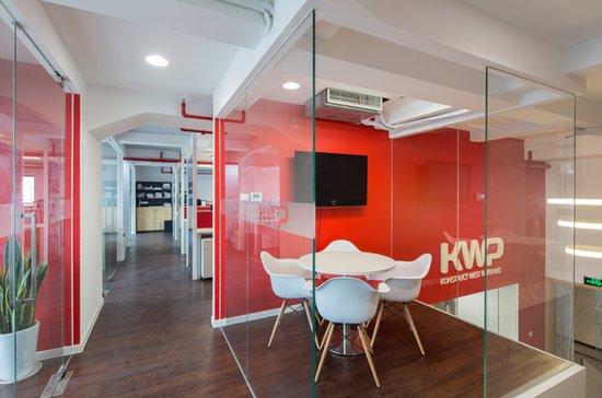 上海启鸣办公室装修计划公司:KWP案例