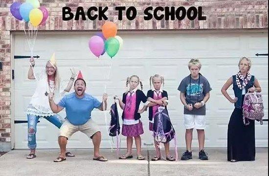 熊孩子开学之后,柳州家长们竟如此表现......