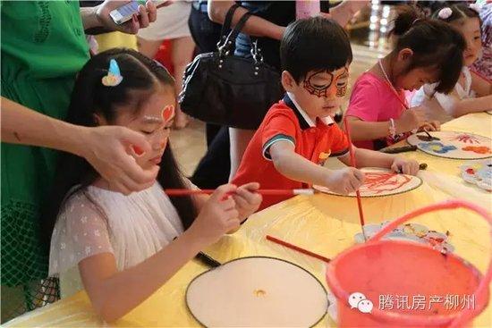 儿童大片观影、手工天地 、五谷杂粮豆子画、棋牌乐园、音乐课堂、