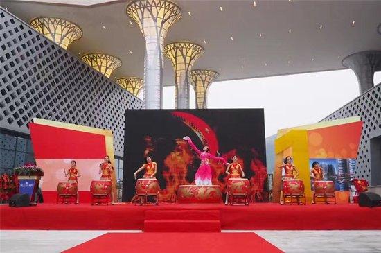 新年新起航  温馨一号滨江展示中心迎新隆重开放