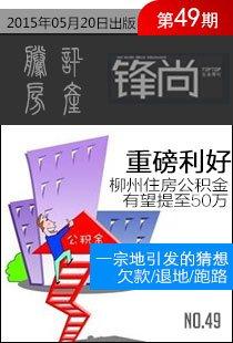 锋地产期刊2015年第49期