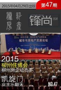 锋地产期刊2015年第47期