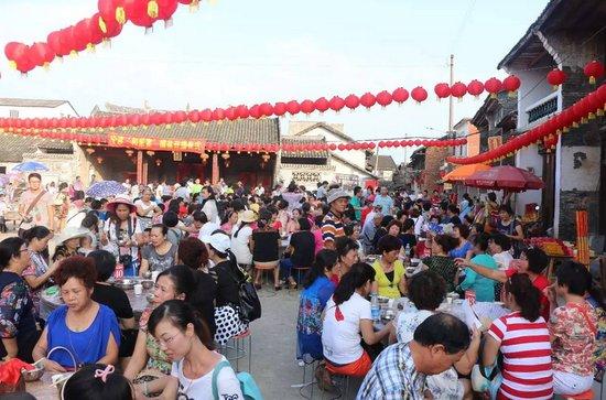 国庆假期鹿寨举办旅游文化美食节_频道-柳州