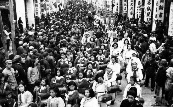 柳州老照片 让我们敬仰老前辈的功勋图片