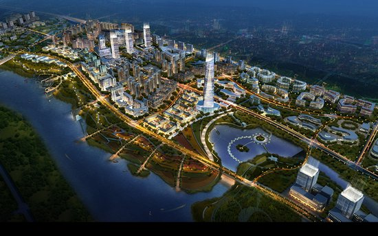 多地出台产城融合示范区方案 城市发展明确新方向