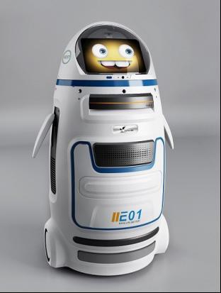 能从娃娃抓起 机器人小胖成新玩伴