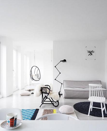 """巧用""""留白""""给家居做减法 打造艺术范空间"""