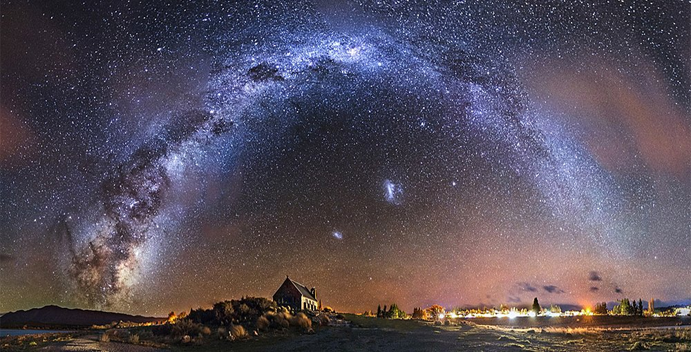 新西兰旅游 不能错过的7大魅力湖泊
