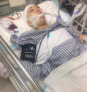母女坐摩的遭遇车祸 母亲身亡女儿头部受重创