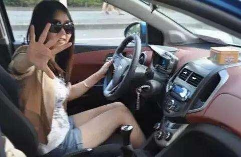 这些用车技巧女司机一定要知道 要美更要安全