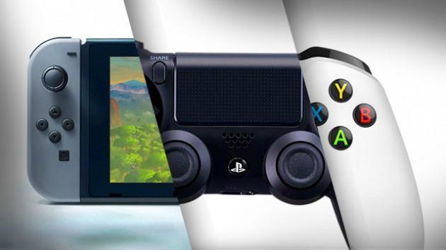 有了PS4/Xbox One Switch该不该买?看完就知