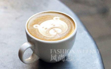 咖啡怎么画图案教程