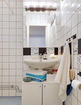 两平米卫浴装修效果图