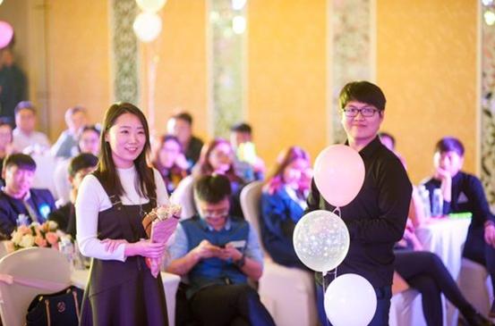 """中建铁投路桥有限公司首届""""爱的欢乐颂""""主题联谊会"""