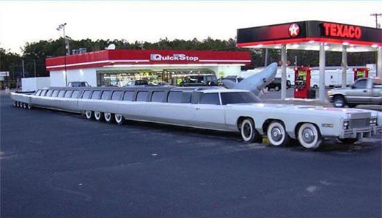 盘点世界最小,最长,最大的汽车