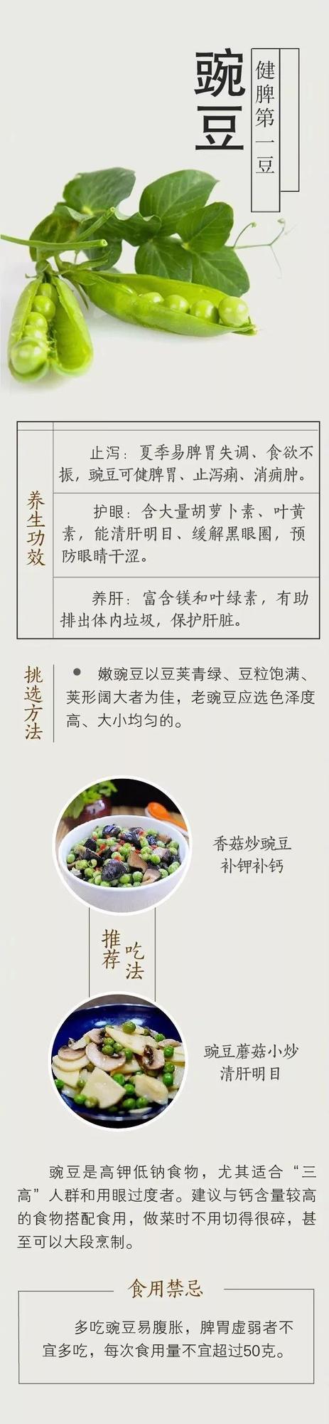 夏吃豆,�俪匀猓�6�N豆跟夏天是�^配