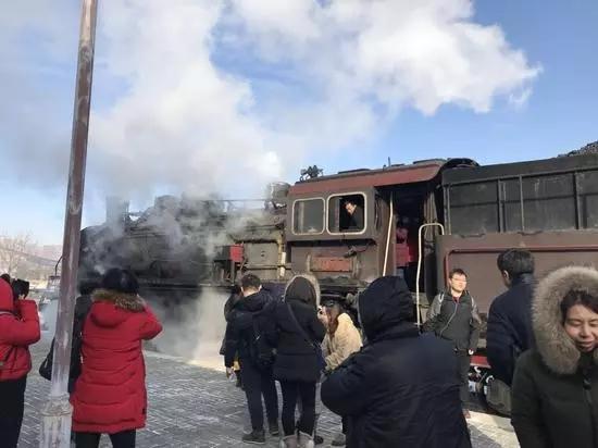铁岭第十一届国际蒸汽机车旅游节开幕 打造辽宁新型旅游路线