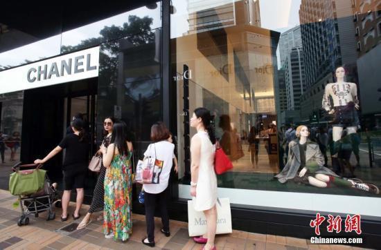 外媒:中国富人10年增长超7倍