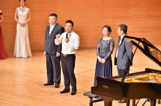"""最美夏夜最强音!""""展志天华""""顶级钢琴音乐盛会隆重举行"""