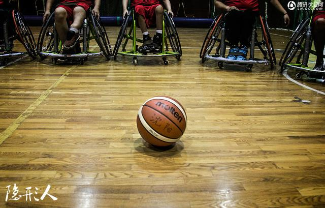 车祸致下肢瘫痪 如今他想带领球队打进残运会